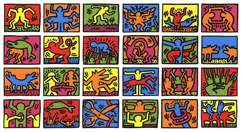 KEITH-HARING-THE-MESSAGE