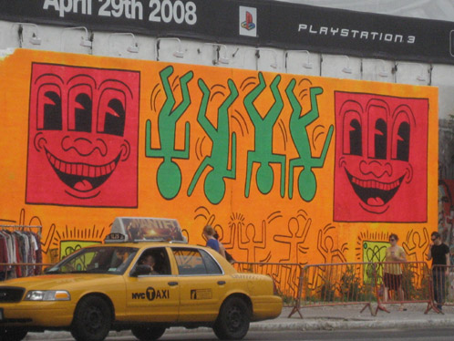 keith-haring-street-art-NYC