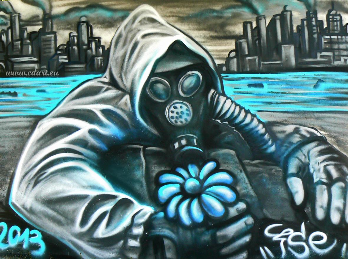 Gazz graffiti