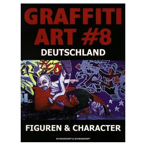 graffiti art 8 cover