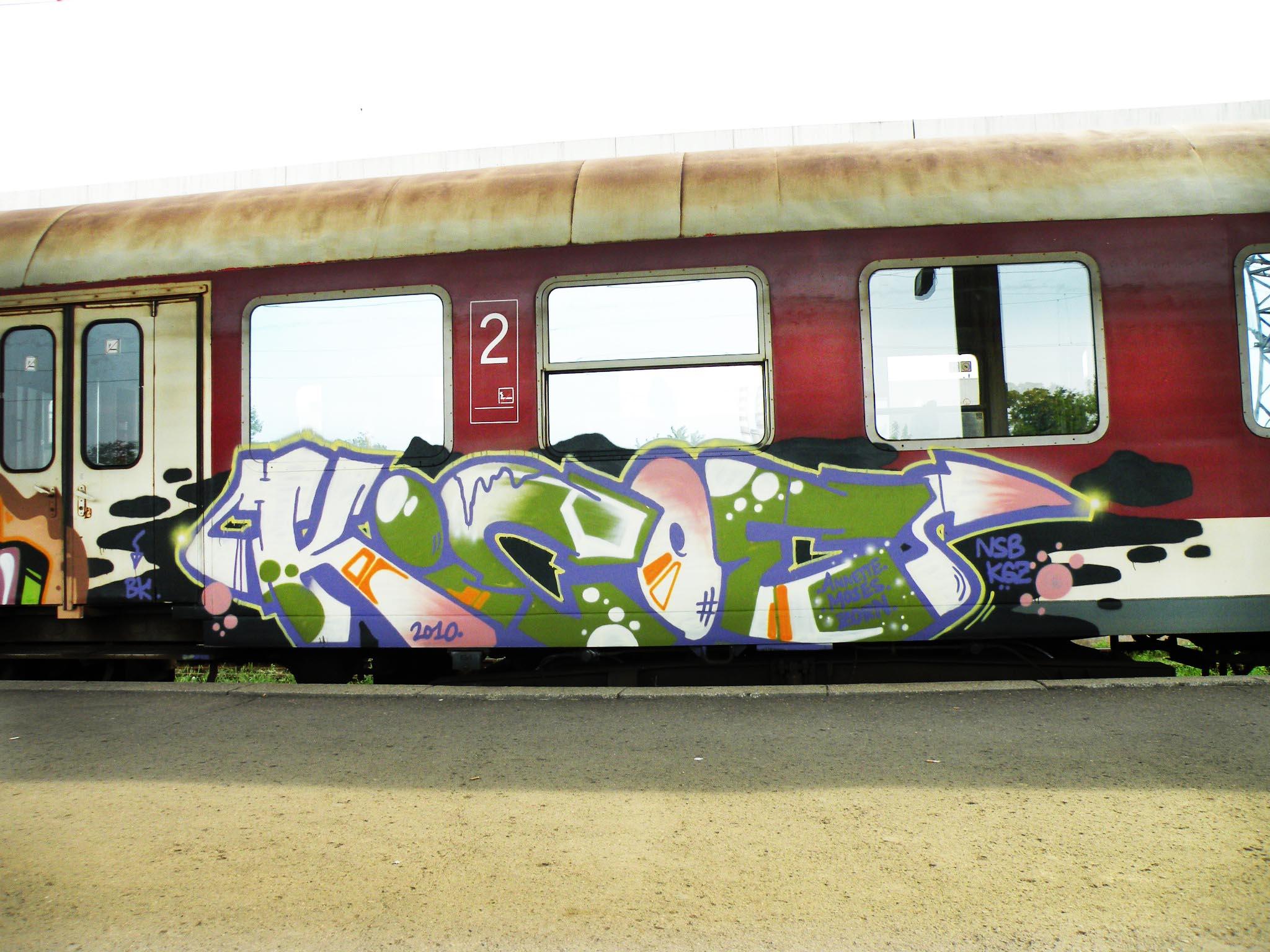 kicoe - NSB KGZ - hamburg e grada - 2010