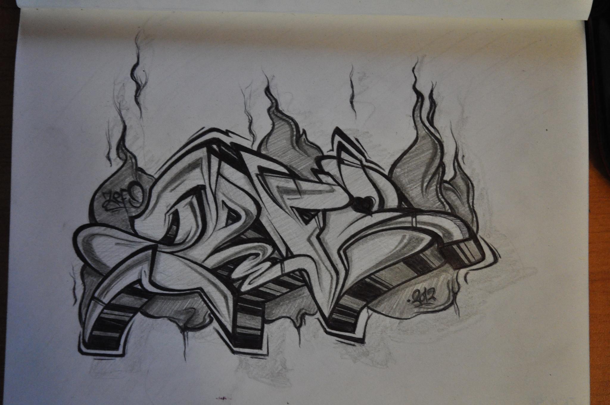 Sketch Zefo